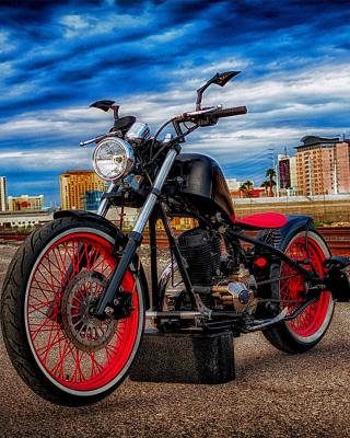 Cleveland CycleWerks Bike - Obrázkek zdarma pro iPhone 3G
