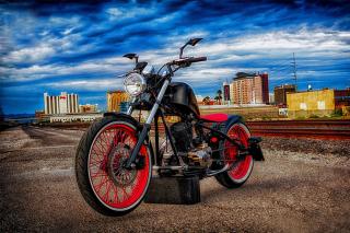 Cleveland CycleWerks Bike - Obrázkek zdarma pro LG P700 Optimus L7