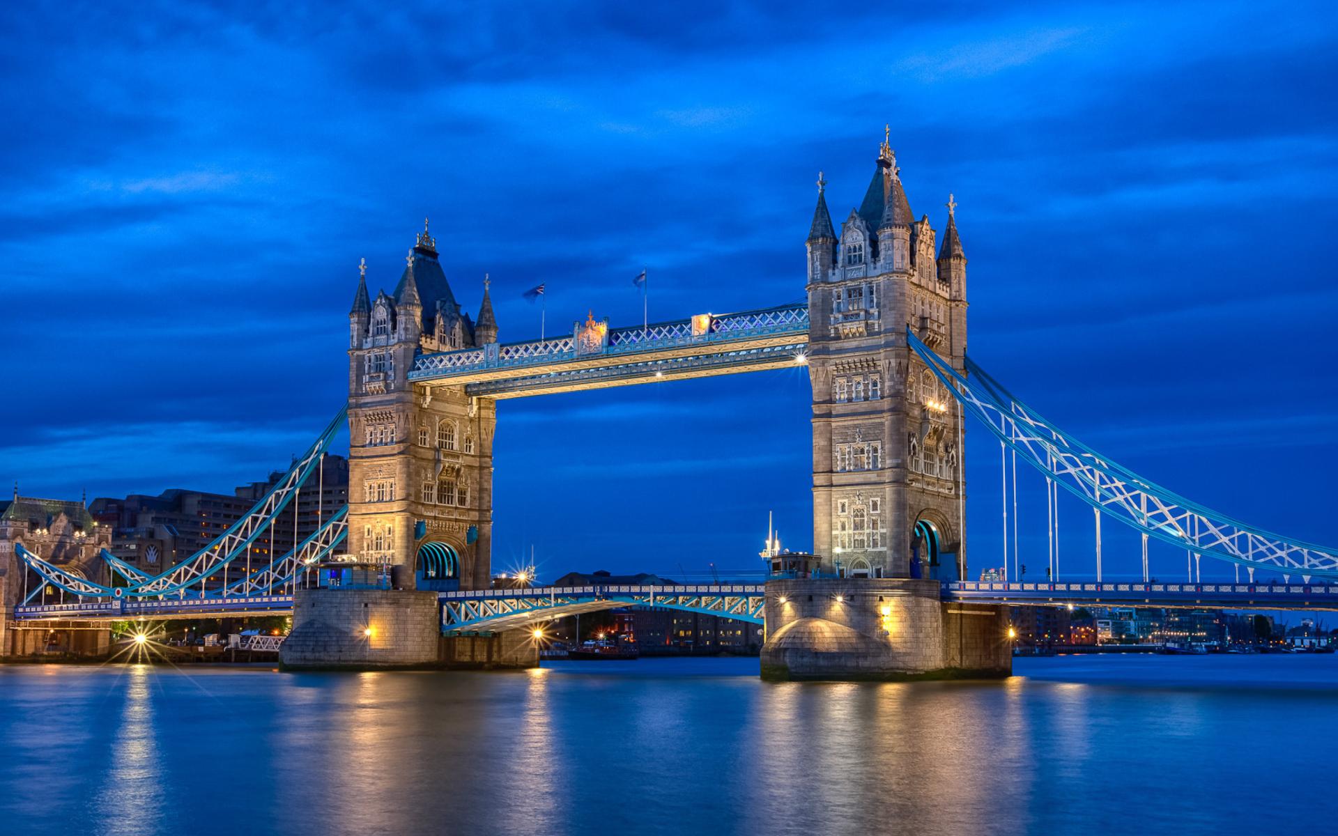 Tower Bridge In London Wallpaper For Widescreen Desktop PC