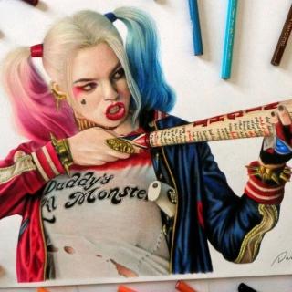 Margot Robbie in Suicide Squad - Obrázkek zdarma pro iPad mini