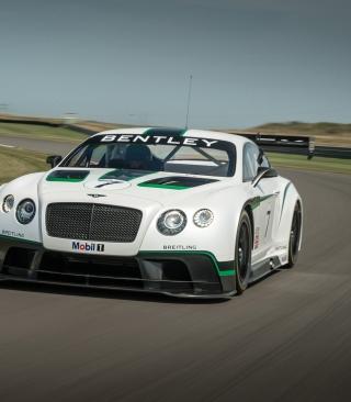 Bentley Continental GT3 R - Obrázkek zdarma pro 176x220