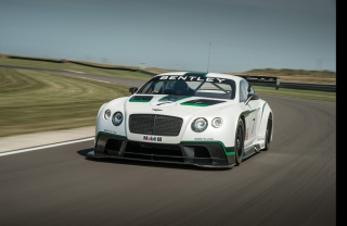 Bentley Continental GT3 R Wallpaper for Android, iPhone and iPad