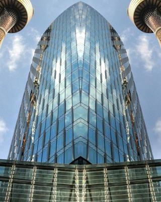 Architecture Line Deco - Obrázkek zdarma pro 750x1334
