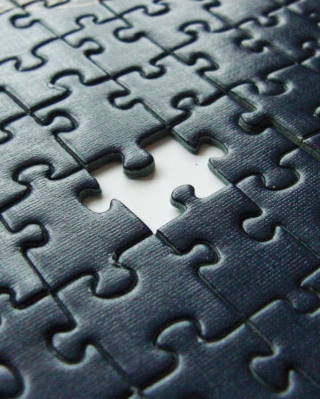 Missing Puzzle - Obrázkek zdarma pro Nokia X2-02