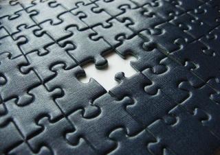 Missing Puzzle - Obrázkek zdarma pro 1920x1408