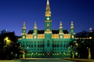 Free Vienna Austria Picture for Android, iPhone and iPad