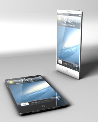 Apple iPhone 6 - Obrázkek zdarma pro Nokia C5-06