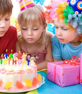 Kids Birthday - Obrázkek zdarma pro 480x854