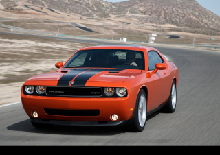 Dodge Challenger SRT8 Wallpaper for Android, iPhone and iPad