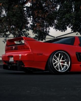 Acura NSX Sport Car - Obrázkek zdarma pro iPhone 3G
