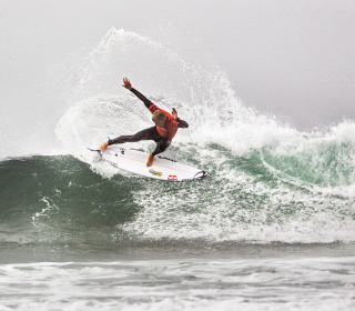 Surfboard - Obrázkek zdarma pro iPad mini 2