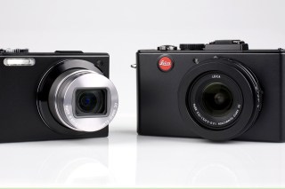 Leica D Lux 5 and Leica V LUX 1 - Obrázkek zdarma pro HTC One