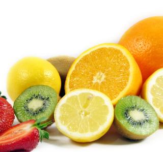 Assorted Fruits - Obrázkek zdarma pro iPad mini 2