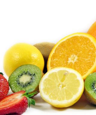Assorted Fruits - Obrázkek zdarma pro Nokia C-Series