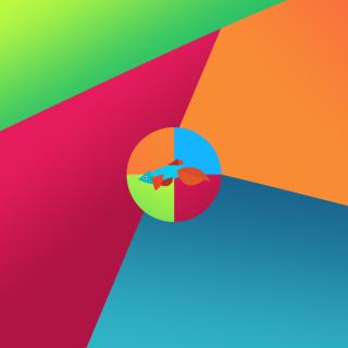 Windows 8 Desktop Pattern - Obrázkek zdarma pro iPad 2