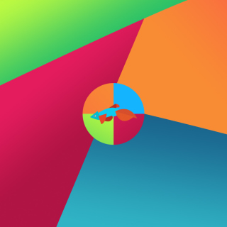 Windows 8 Desktop Pattern - Obrázkek zdarma pro 1024x1024