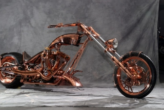 Orange County Chopper Background for Android, iPhone and iPad