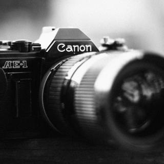 Ae-1 Canon Camera - Obrázkek zdarma pro iPad 3