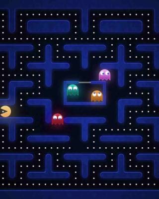 Pacman Best 90 Game - Obrázkek zdarma pro Nokia Asha 501