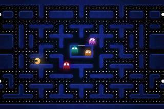 Pacman Best 90 Game - Obrázkek zdarma pro Samsung Galaxy Tab 4G LTE