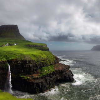 Faroe Islands - Obrázkek zdarma pro 1024x1024