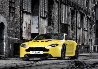 Aston Martin - Obrázkek zdarma pro LG P500 Optimus One