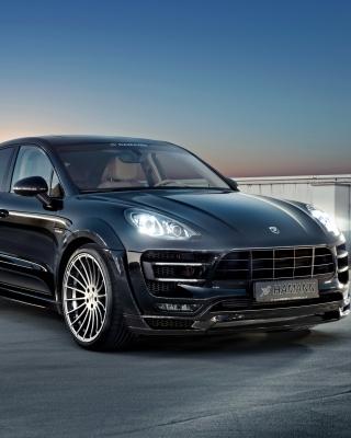 Porsche Macan S Hamann - Obrázkek zdarma pro iPhone 6 Plus