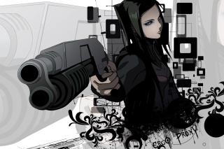 Re L Mayer, Ergo Proxy Wallpaper for Android, iPhone and iPad