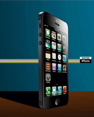 IPhone 5 - Obrázkek zdarma pro 640x960
