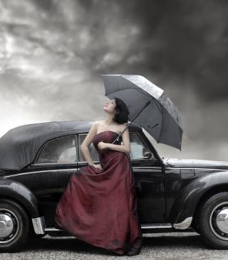 Classic Car - Obrázkek zdarma pro 640x960