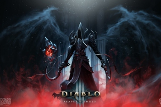 Diablo 3 Reaper Of Souls Wallpaper for Android, iPhone and iPad