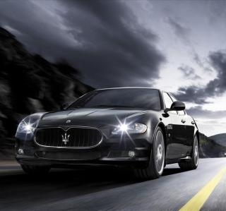 Maserati Quattroporte Sport GT S - Obrázkek zdarma pro iPad mini 2