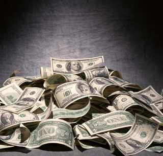 United States Dollar - USD - Obrázkek zdarma pro 1024x1024