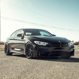 BMW M4 Vorsteiner - Obrázkek zdarma pro iPad 3