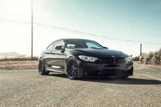 Free BMW M4 Vorsteiner Picture for Android, iPhone and iPad
