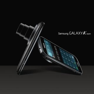 Galaxy K Zoom - Obrázkek zdarma pro iPad