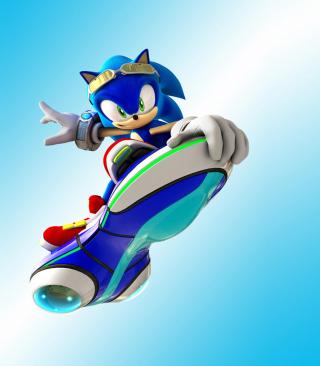 Sonic HD - Obrázkek zdarma pro iPhone 6 Plus