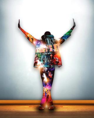 Michael Jackson This Is It - Obrázkek zdarma pro Nokia Asha 309
