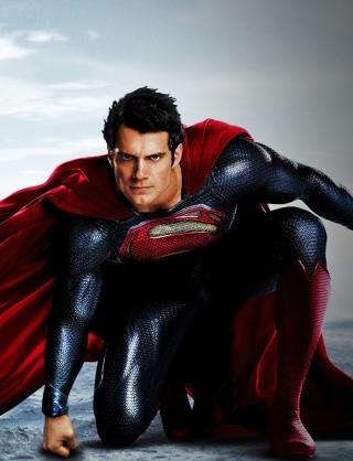 Superman Comics - Obrázkek zdarma pro 240x320