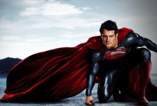 Superman Comics - Obrázkek zdarma pro 1200x1024