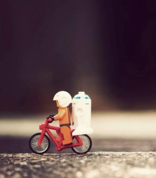 Lego Riders - Obrázkek zdarma pro Nokia Lumia 625