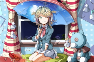 Vocaloid Kagarime Rin Picture for Android, iPhone and iPad