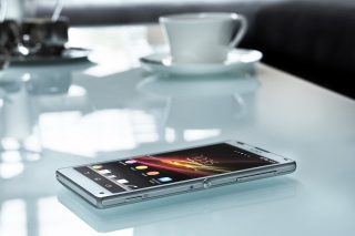 Sony Xperia Z - Obrázkek zdarma pro Samsung Galaxy A