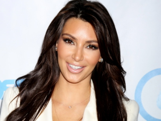 Kim Kardashian Background for Android, iPhone and iPad