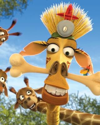 Madagascar Escape 2 Africa - Obrázkek zdarma pro Nokia X3-02