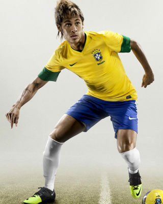Neymar da Silva Santos - Obrázkek zdarma pro Nokia Asha 503