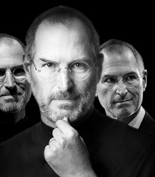 ISteve Jobs - Obrázkek zdarma pro 480x854