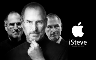 ISteve Jobs - Obrázkek zdarma pro HTC Desire 310