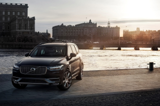 2015 Volvo XC90 SUV Picture for Android, iPhone and iPad