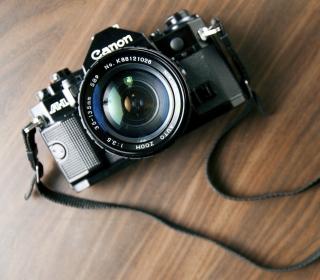 Vintage Canon - Obrázkek zdarma pro 128x128